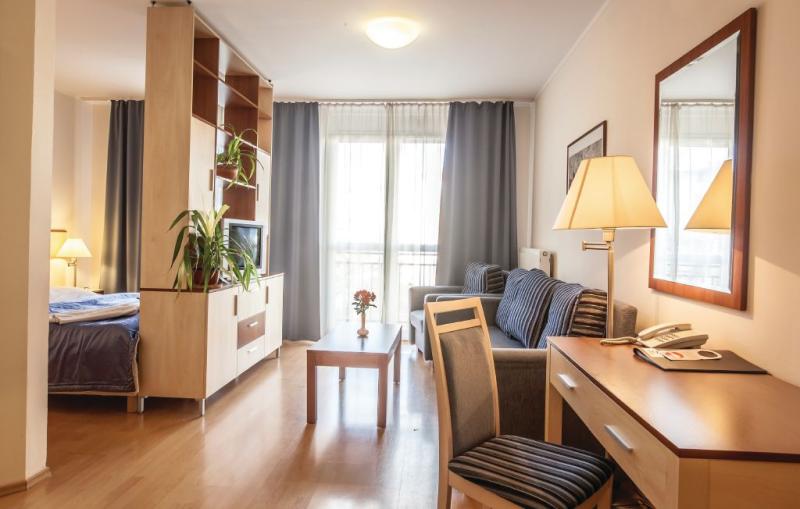 1150010,Apartamento en Budapest, Budapest, Hungría para 3 personas...