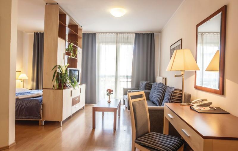 1150118,Apartamento en Budapest, Budapest, Hungría para 3 personas...