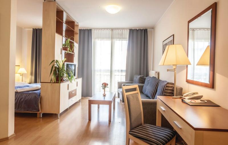1150119,Apartamento en Budapest, Budapest, Hungría para 3 personas...