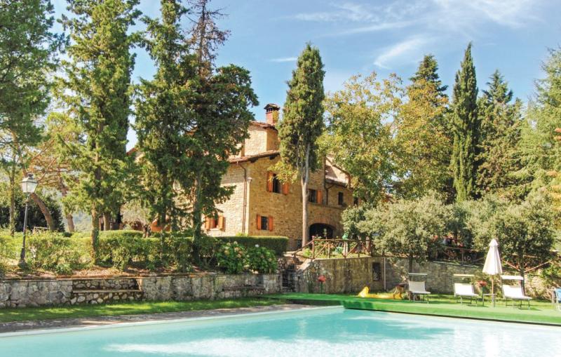 Frantoio 1150258,Apartamento  con piscina privada en Anghiari, en Toscana, Italia para 6 personas...