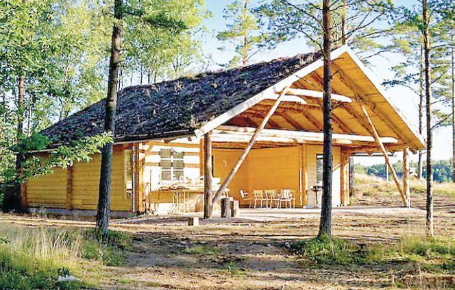 1150274,Casa en Skånes Fagerhult, Schonen, Suecia para 4 personas...
