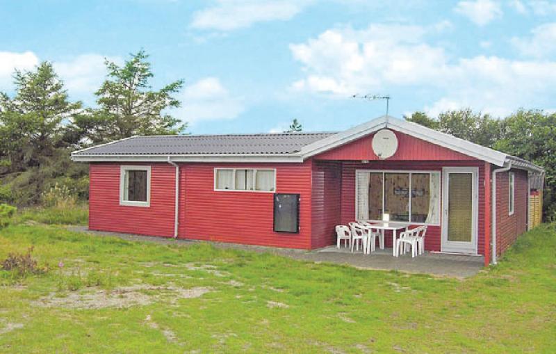 Blbrhuset 1150977,Casa en Ringkøbing, Holmsland Klit (Noord)-Søndervig, Dinamarca para 6 personas...