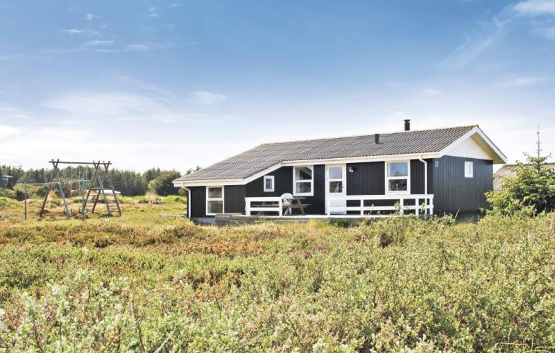 1150998,Casa en Ringkøbing, Holmsland Klit (Noord)-Søndervig, Dinamarca para 7 personas...