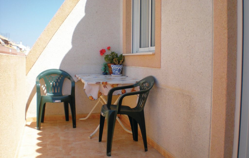 1157526, Apartment in Torrevieja, on the Costa Blanca, Spain for 4 persons...
