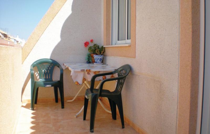 1157526,Appartement in Torrevieja, aan de Costa Blanca, Spanje voor 4 personen...