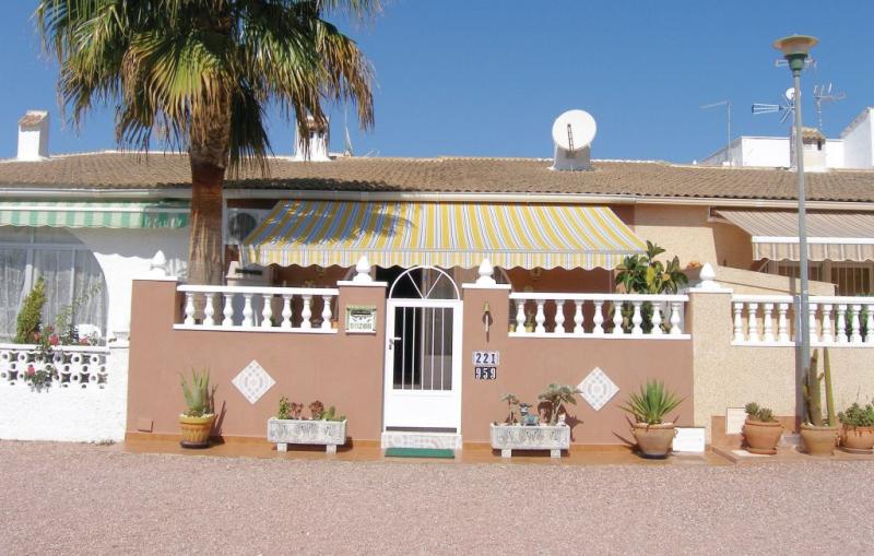 1158563,Vakantiewoning in Torrevieja, aan de Costa Blanca, Spanje voor 4 personen...