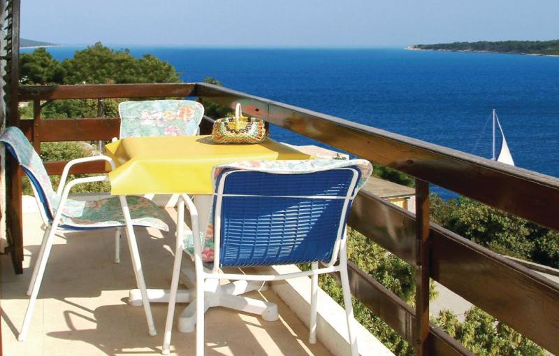 1160695,Apartamento en Prizba, Dalmatia Islands, Croacia para 2 personas...