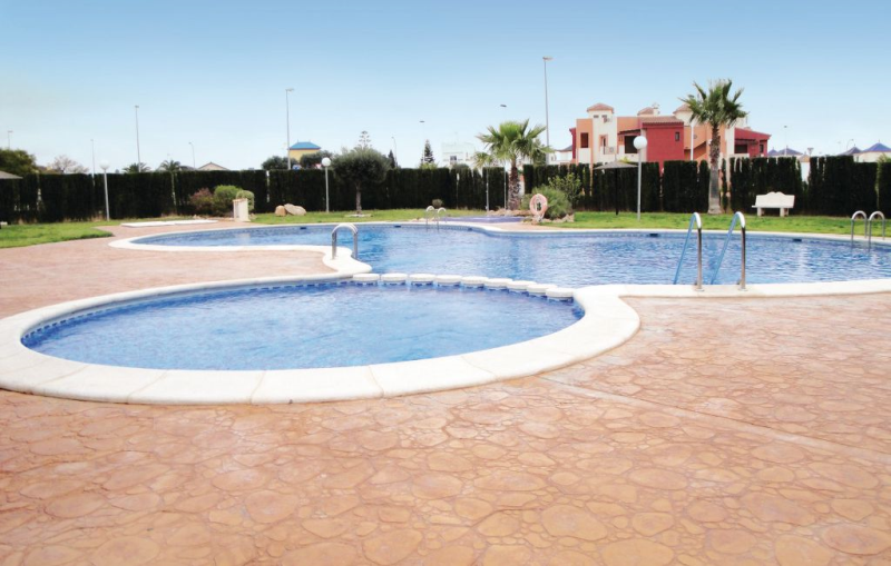 1161951, Apartment in Orihuela Costa, on the Costa Blanca, Spain  with private pool for 6 persons...