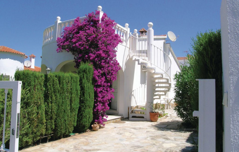 1162030,Casa en Denia, en la Costa Blanca, España para 3 personas...