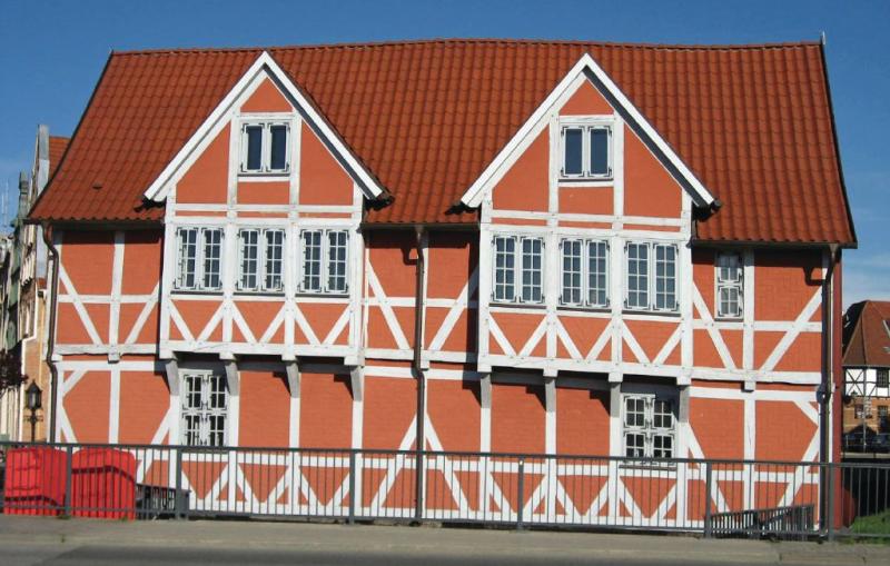 1162467,Apartamento en Wismar, Mecklenburgische Seenplatte, Alemania para 3 personas...