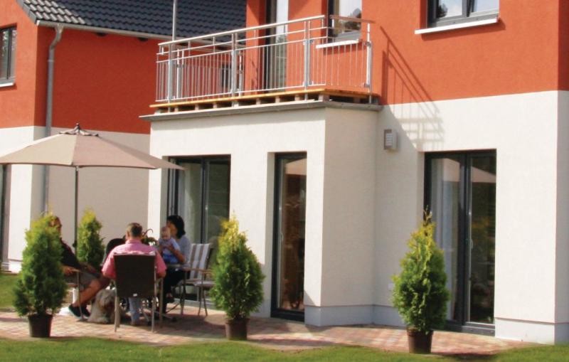 1162563,Casa en Berlin-Köpenick, Brandenburg, Alemania  con piscina comunitaria para 6 personas...