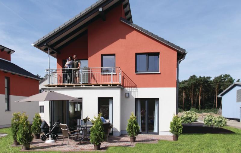 1162571,Casa en Berlin-Köpenick, Brandenburg, Alemania  con piscina comunitaria para 6 personas...