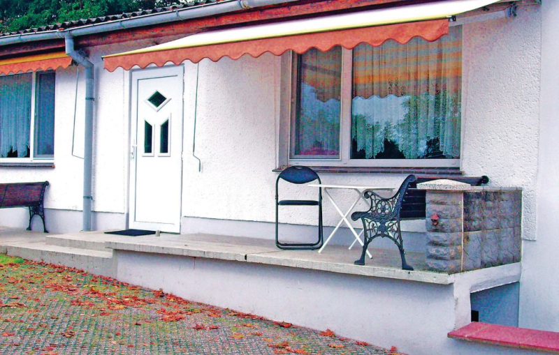 1163070,Casa en Benz Ot Neppermin, Mecklenburgische Seenplatte, Alemania para 3 personas...