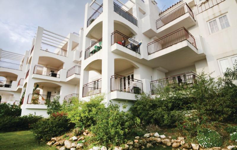 1165029,Apartamento  con piscina privada en Manilva, Andalucía, España para 4 personas...
