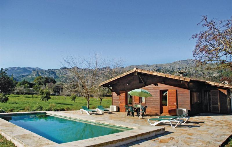 1165314,Casa  con piscina privada en Pollensa, Mallorca, España para 6 personas...
