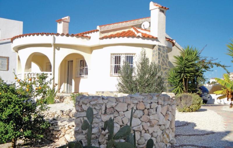 1165452,Casa en Rojales, en la Costa Blanca, España para 4 personas...