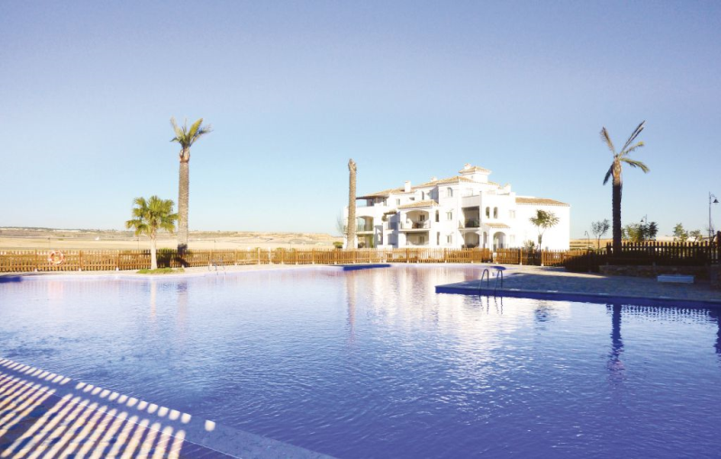 1165907,Apartment in Sucina, on the Costa Calida, Spain  with communal pool for 6 persons...