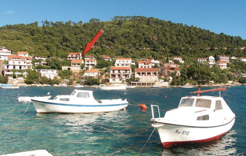 1166508,Casa en Brna, Dalmatia Islands, Croacia para 8 personas...