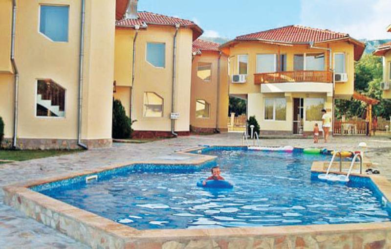 1167726,Vakantiewoning  met privé zwembad in Balchik, Northern Black Sea coast, Bulgarije voor 6 personen...