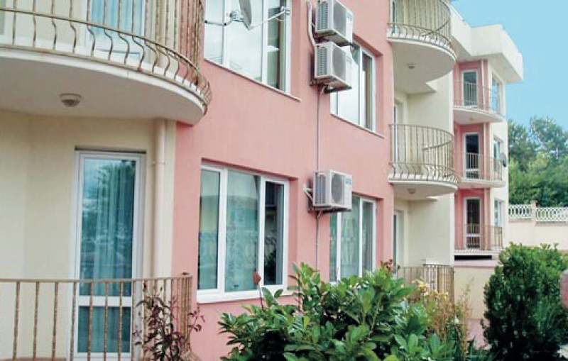1167728, Apartment in Balchik, Northern Black Sea coast, Bulgaria for 6 persons...
