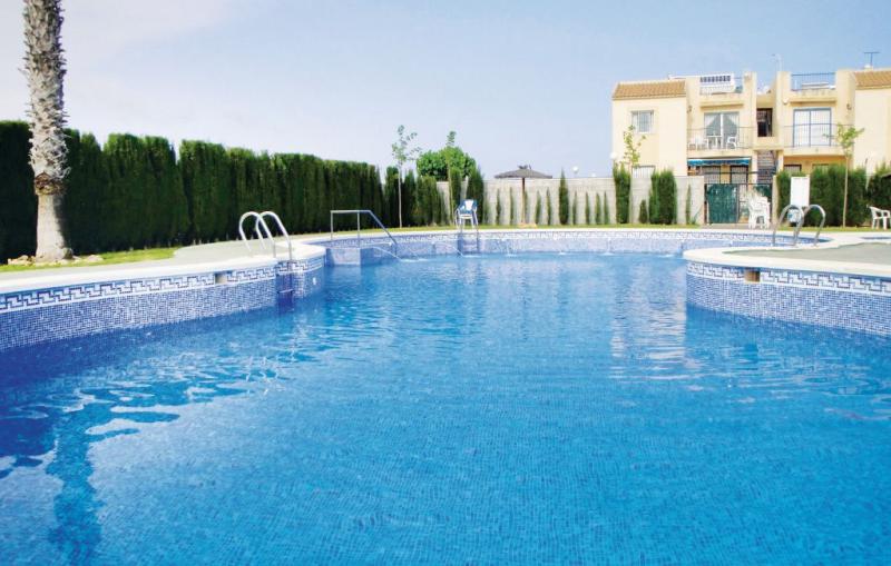 1167919,Appartement à Torrevieja, sur la Costa Blanca, Espagne  avec piscine privée pour 4 personnes...