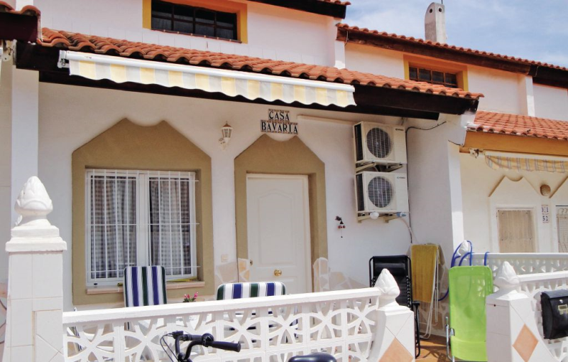 1167920, Holiday house in Orihuela Costa, on the Costa Blanca, Spain for 4 persons...