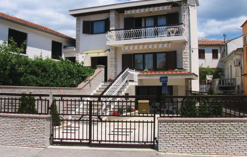1168317,Apartamento en Jadranovo, Kvarner, Croacia para 3 personas...