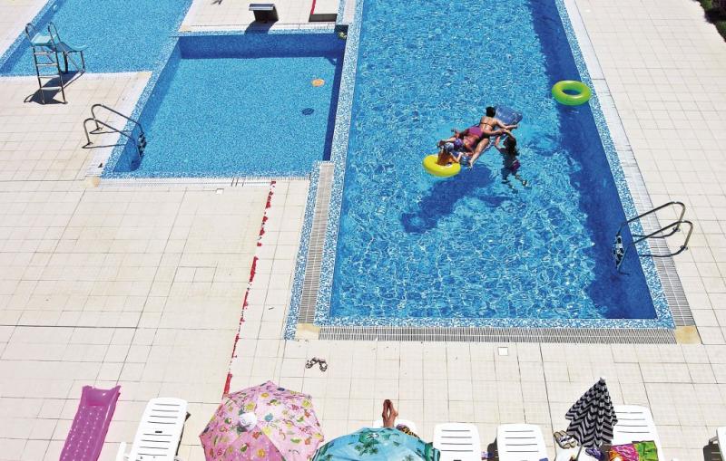 1168480,Apartamento  con piscina privada en Byala, Black Sea coast - Varna South, Bulgaria para 5 personas...