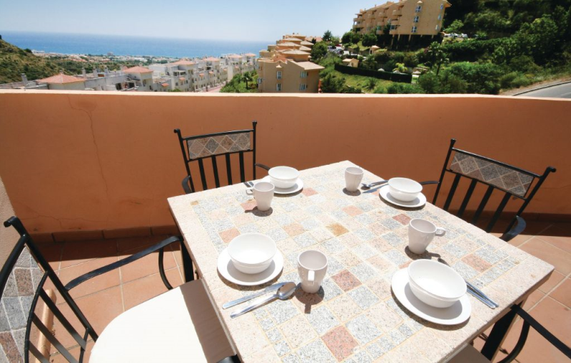 Bella vista hills 1168701,Apartamento  con piscina privada en Mijas Costa, en la Costa del Sol, España para 4 personas...