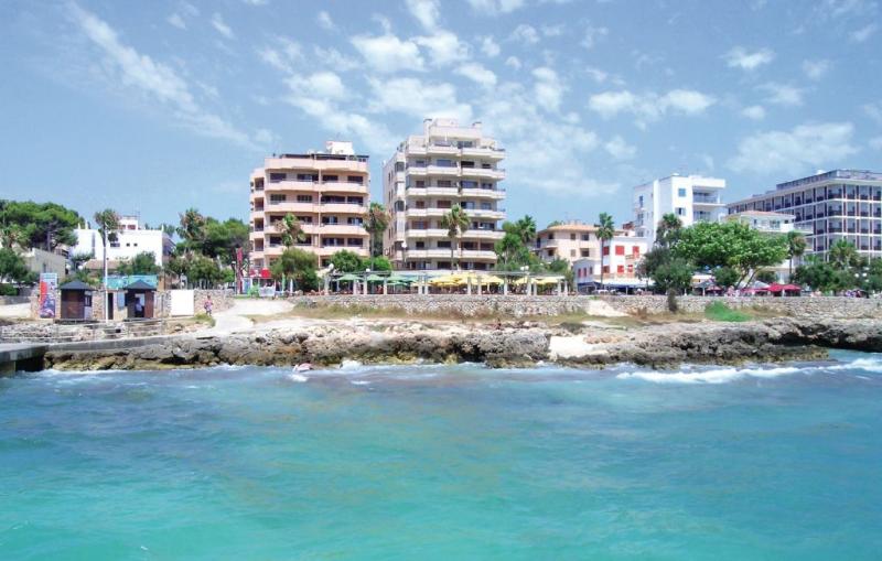 1168726,Appartement in Cala Millor, op Mallorca, Spanje voor 6 personen...