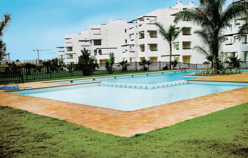 1169181,Apartamento  con piscina privada en Roldán, Murcia, España para 4 personas...
