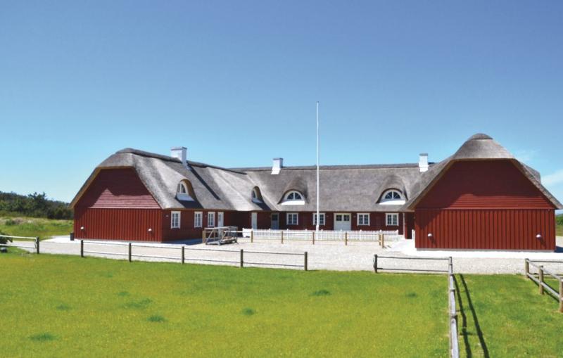 1169382,Casa grande  con piscina privada en Pandrup, North Jutland, Dinamarca para 18 personas...