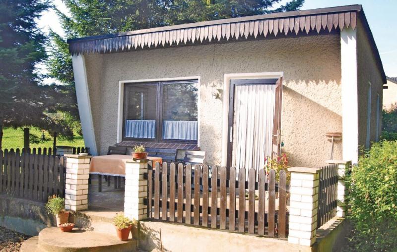1169546,Casa en Sagsdorf, Mecklenburgische Seenplatte, Alemania para 2 personas...