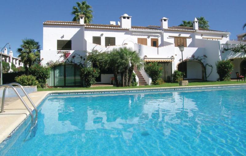 Denia 1170545,Appartement in Denia, aan de Costa Blanca, Spanje  met privé zwembad voor 3 personen...
