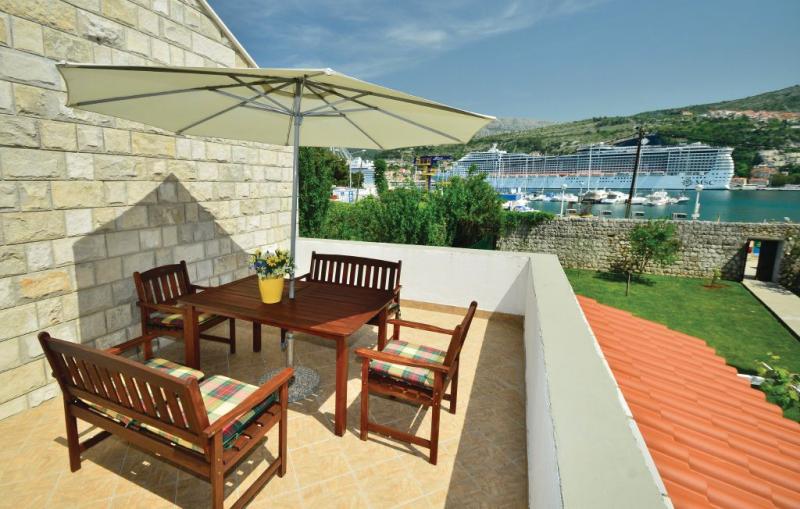 1173303,Apartamento en Dubrovnik, Dubrovnik, Croacia para 4 personas...