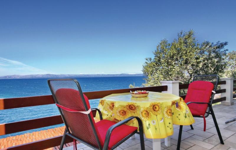 1173316,Apartamento en Blato, Dalmatia Islands, Croacia para 3 personas...