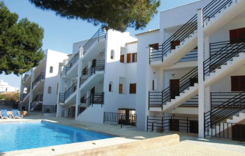 1173370,Appartement  met privé zwembad in Cala Santanyí, op Mallorca, Spanje voor 4 personen...