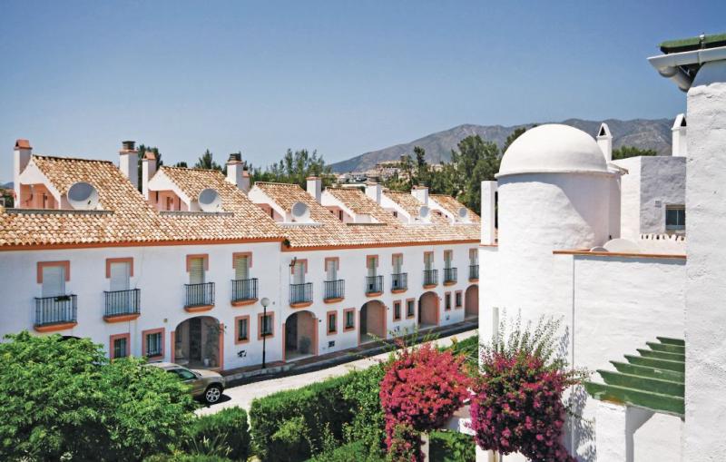 1174705,Appartement in Mijas Costa, aan de Costa del Sol, Spanje  met privé zwembad voor 3 personen...