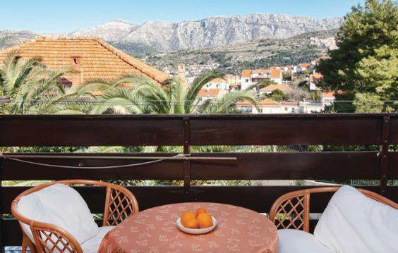1182249,Apartamento en Dubrovnik, Dubrovnik, Croacia para 5 personas...