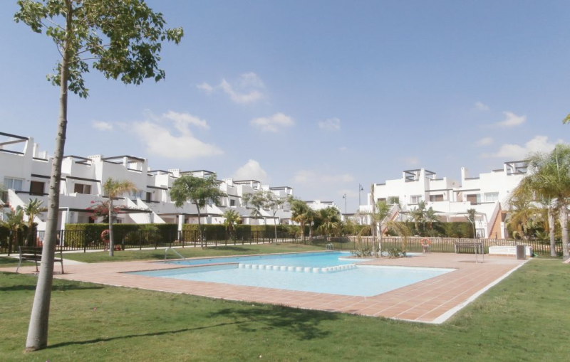 1183016, Apartment in Alhama de Murcia, Murcia, Spain  with private pool for 4 persons...