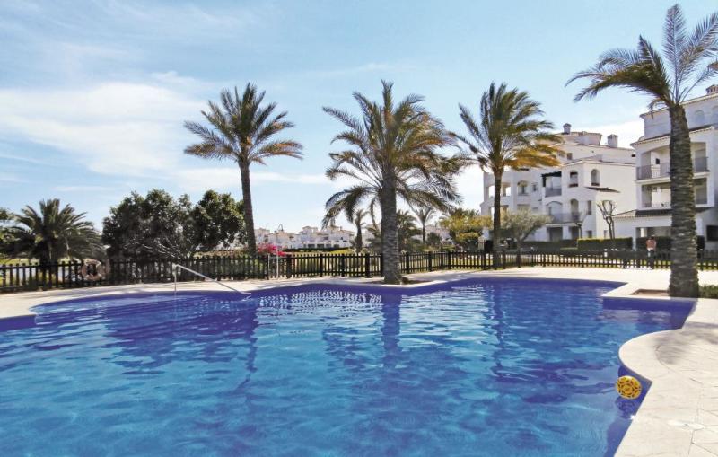 1183167,Apartamento en Roldán, Murcia, España  con piscina privada para 4 personas...