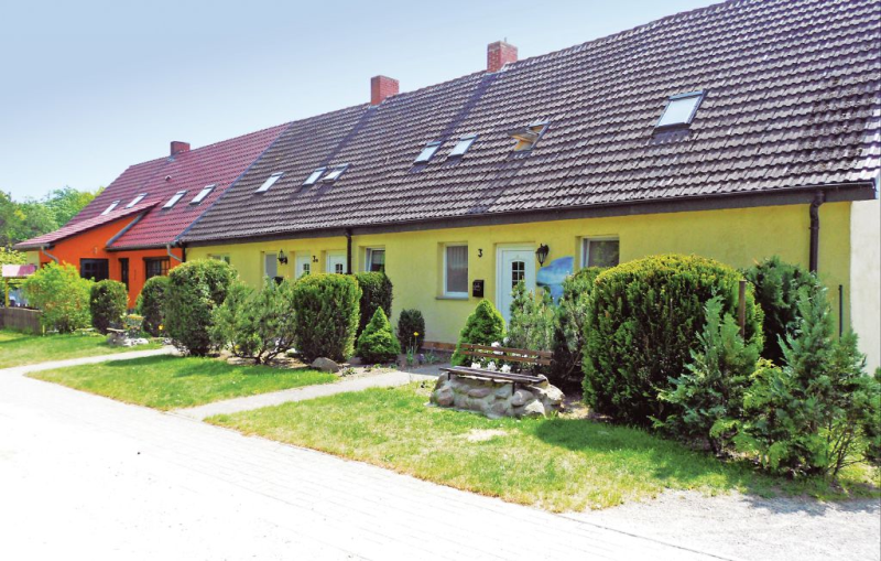 1183484,Apartamento en Rechlin Ot Retzow, Mecklenburgische Seenplatte, Alemania para 3 personas...