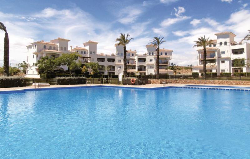 1183800,Apartamento en Sucina, en la Costa Calida, España  con piscina privada para 4 personas...
