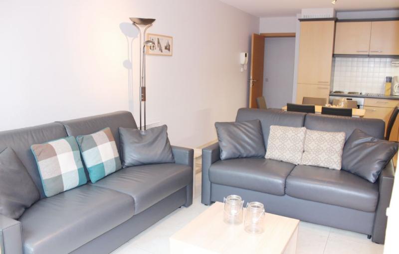 Residence etoile de merref 51 11889,Apartamento en Oostende, Vlaams Gewest, Bélgica para 6 personas...