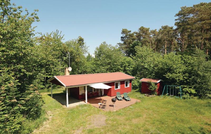 117592,Casa en Aakirkeby, Bornholm, Dinamarca para 5 personas...