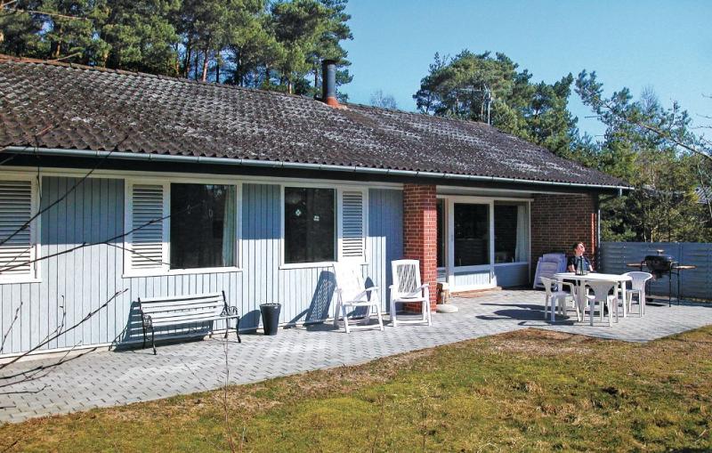 117615,Casa en Aakirkeby, Bornholm, Dinamarca para 6 personas...
