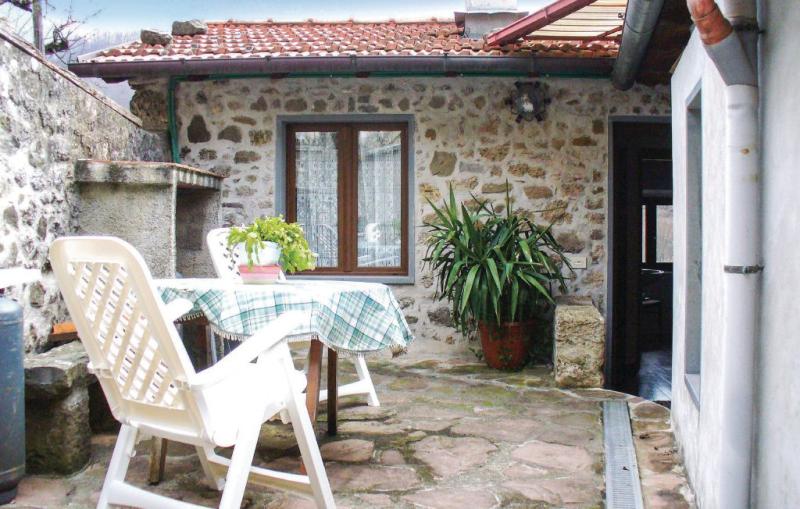 1154485,Ferienwohnung in Casoli Lu, in der Toskana, Italien für 4 Personen...