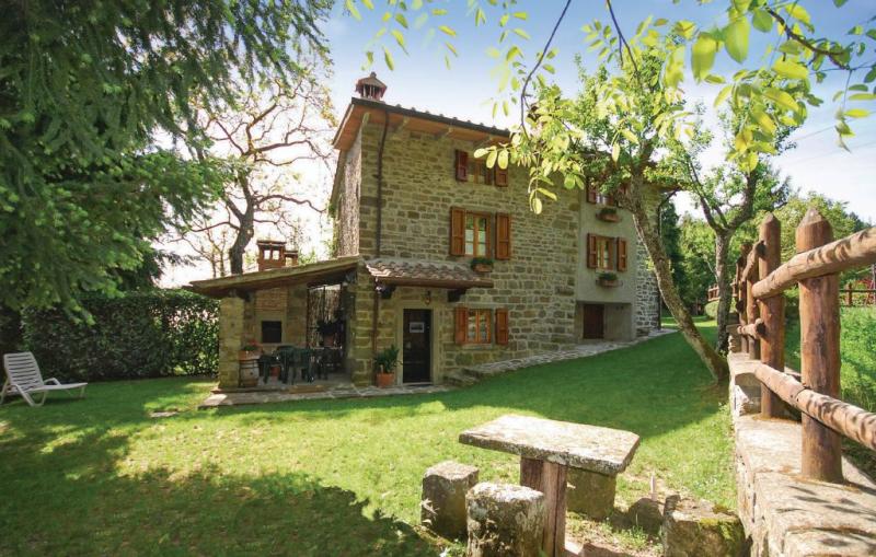 Lama 1156041,Casa en Castelfocognano, en Toscana, Italia para 4 personas...