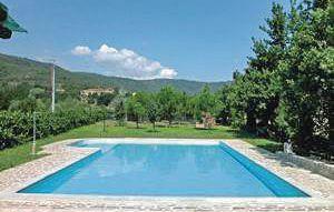 Rapale 1156048,Apartamento en Pietraviva Ar, en Toscana, Italia  con piscina privada para 6 personas...