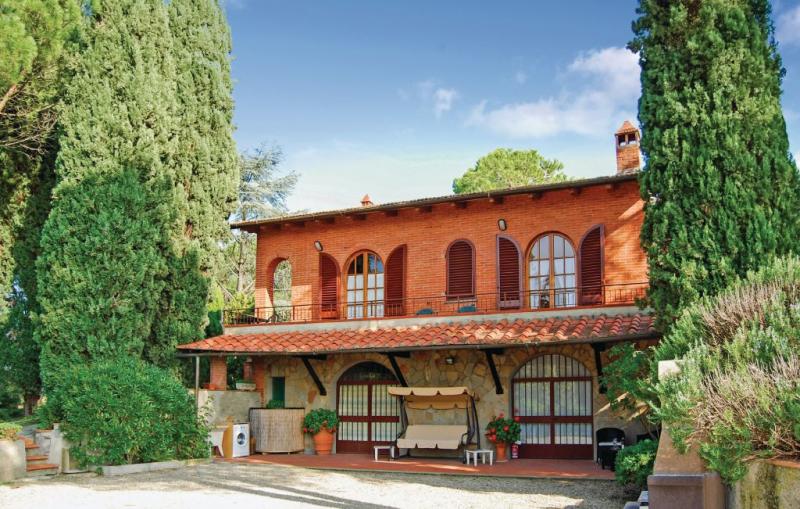 Gallonero 1 1156258,Casa en Tavarnelle V.p. Fi, en Toscana, Italia  con piscina privada para 8 personas...